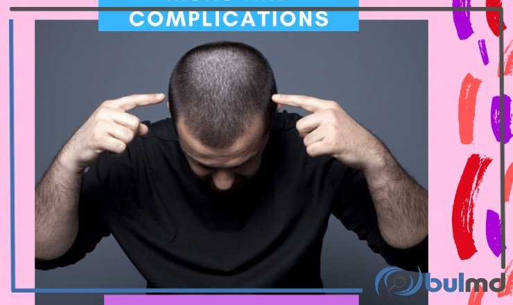 Hair Transplant Surgery - Risks and Complications